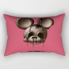 Mickey 1: Chocolate Rectangular Pillow