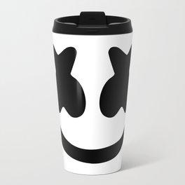 marshmello logo Travel Mug