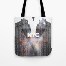 NYC - I Love New York 5 Tote Bag