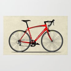 Specialized Racing Road Bike Rug