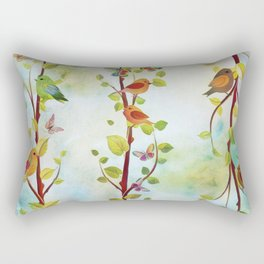 Spring Arrivals Rectangular Pillow