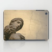 madonna iPad Cases featuring  Madonna and Child by Amanda Jane Dalby