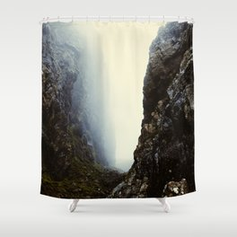Unknown Path Shower Curtain