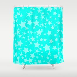 A Sky of 1000 Stars Shower Curtain