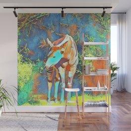 Animal ArtStudio 419 Okapi Wall Mural