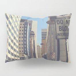 Akard Street Pillow Sham