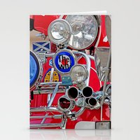 vespa Stationery Cards featuring Vespa by Doug McRae