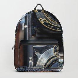 1910s Vintage Kodak Backpack