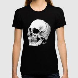 Dire Skull - A Macabre Warning T-shirt