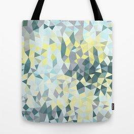 Spring Rain Tris Tote Bag