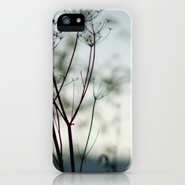 Seed Pods iPhone Case