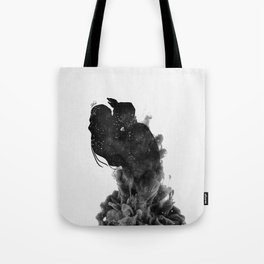 Heaven is just me and you. Tote Bag