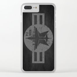 P-3 Orion Clear iPhone Case