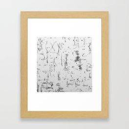 Flood 7 Framed Art Print