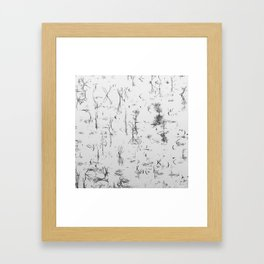 Flood 7 Framed Art Print