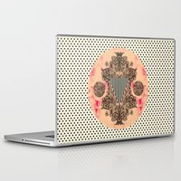 the xx Laptop & iPad Skins featuring C.W. xx by Nikola Nupra