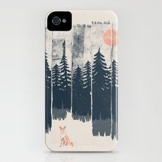 A Fox in the Wild... iPhone (4, 4s) Slim Case
