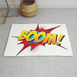 Boom!! Rug