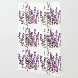 Purple Lavender #3 #decor #art #society6 Wallpaper
