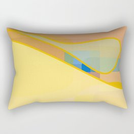 Standing Repose Rectangular Pillow