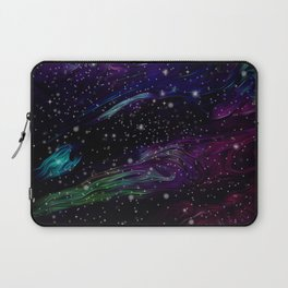 Inhabited space Laptop Sleeve