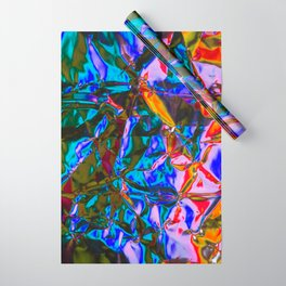Holograhm Wrapping Paper