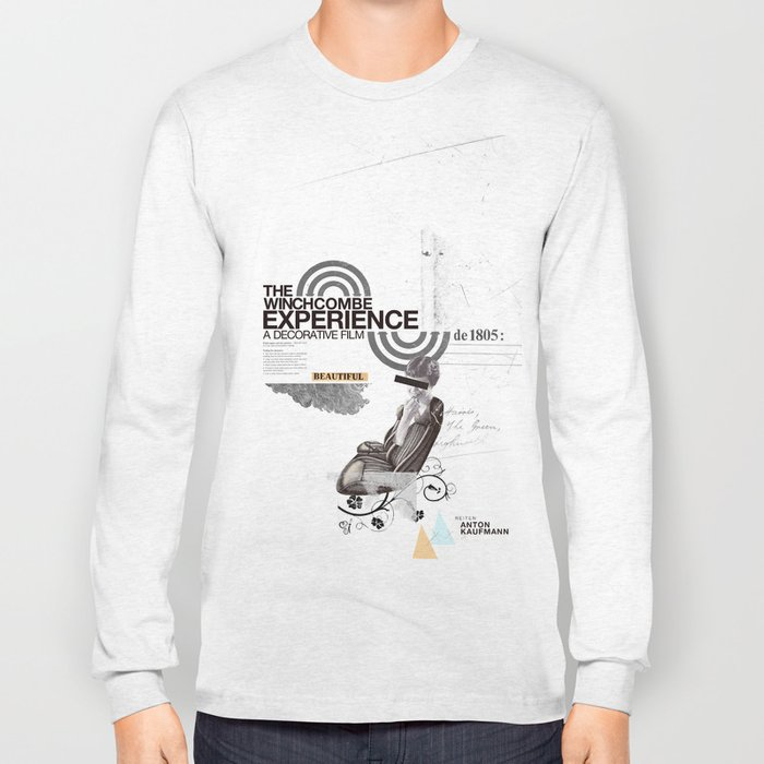 Additional poster design- The Wichcombe Experience Long Sleeve T-shirt