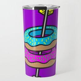 I Love You More Than I Love Donuts Travel Mug
