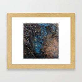 Breach Framed Art Print