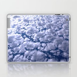 counting clouds Laptop & iPad Skin