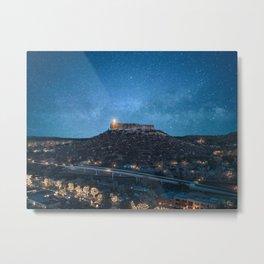 Castle Rock Colorado Metal Print