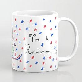 Vive la Révolution! Coffee Mug