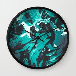 GALLOWDANCE Wall Clock