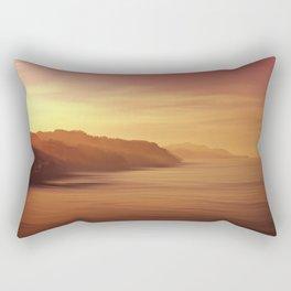 Costa guipuzcoana Rectangular Pillow