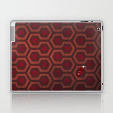 the Shining Rug & Room 237 Laptop & iPad Skin