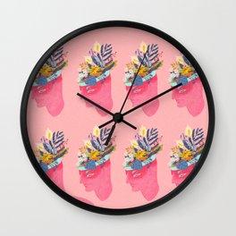 Full Of Sh*t Wall Clock