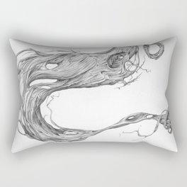 root loop series 01 Rectangular Pillow
