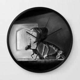 Coraline Wall Clock