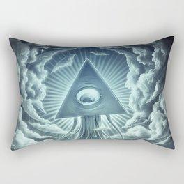 War Of The Worlds I. Rectangular Pillow