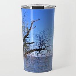 Lonely tree Travel Mug