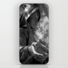 Grab my hand iPhone & iPod Skin