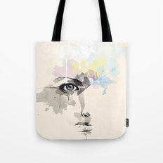 Beyond Her Tears  Tote Bag