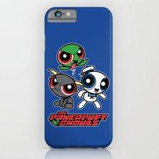 The Powerpuft Ghouls iPhone 6s Slim Case
