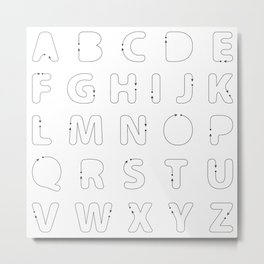 Arrowbet Metal Print
