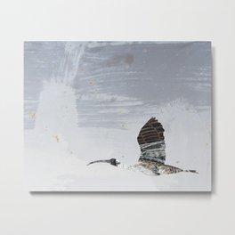 Ibis, Abyss Metal Print