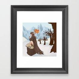 Caribou Coffee  Framed Art Print