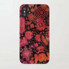 Son of Dooome (red) iPhone X Slim Case