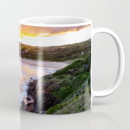 South Coast Sunset Coffee Mug