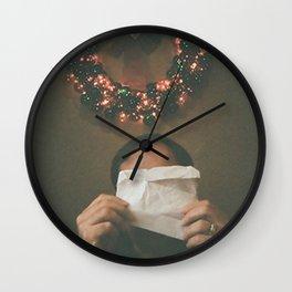 Holidazed Wall Clock