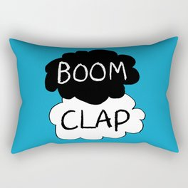 Boom Clap (the sound of my heart - TFIOS) Rectangular Pillow